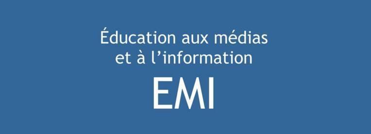 26 projets retenus pour l' éducation aux médias et à l'information