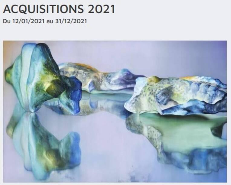 Le FRAC Auvergne renouvelle son soutien exceptionnel aux artistes et aux galeries