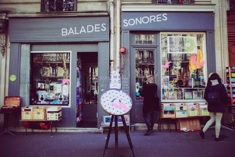 Disquaire Day  : « Balades Sonores » défend le vinyle envers et contre tout