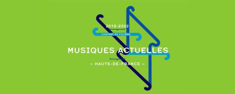 Filières musiques actuelles Hauts-de-France 2020