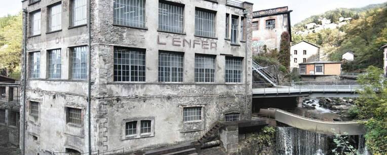 Le Creux de l'Enfer – Centre d'art contemporain d'intérêt national
