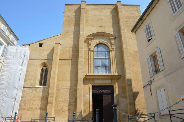 Eglise Notre Dame et Saint Véran (Ancienne Cathédrale) – Cavaillon