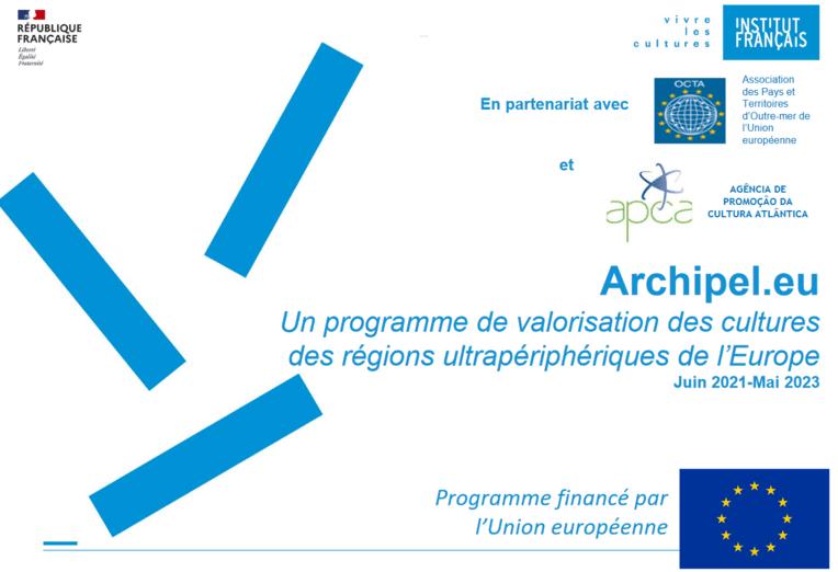 Lancement du programme Archipel.eu