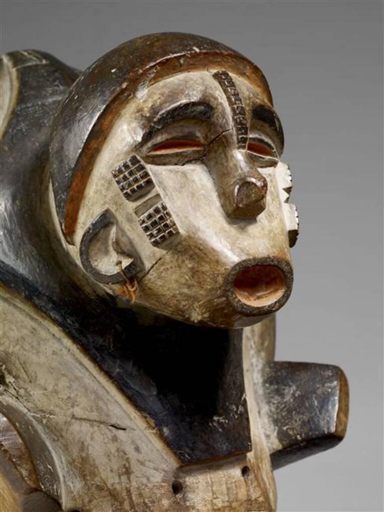 Le patrimoine africain au sein des collections des musées de France