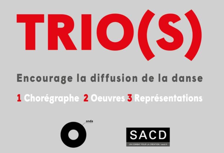4e appel à projets du Programme TRIO(S) par l'Onda et la SACD