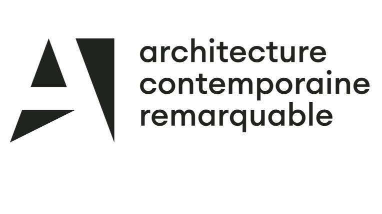 Logo architecture contemporaine remarquable