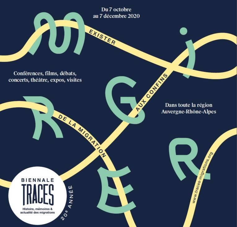 D'octobre à décembre, la biennale Traces explore  les migrations d'hier à aujourd'hui