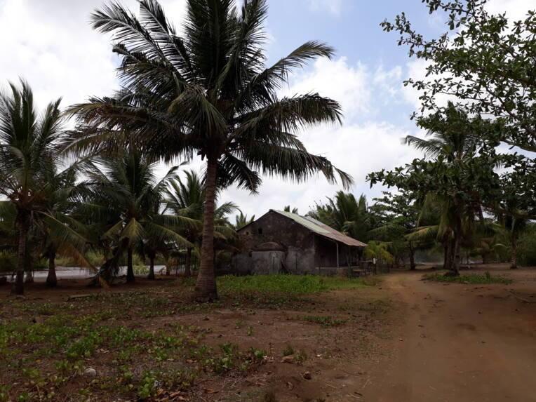 Ancien village d'Antana Bé, étude d'entretien et de mise en valeur