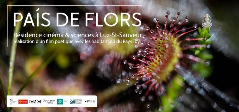 País de flors, un film au sortir d'une résidence de territoire