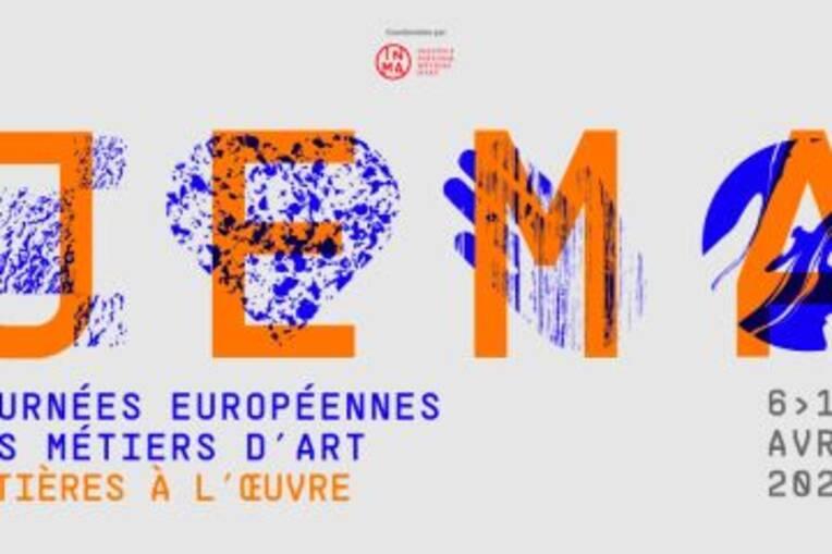 15ème édition des Journées Européennes des Métiers d'Art