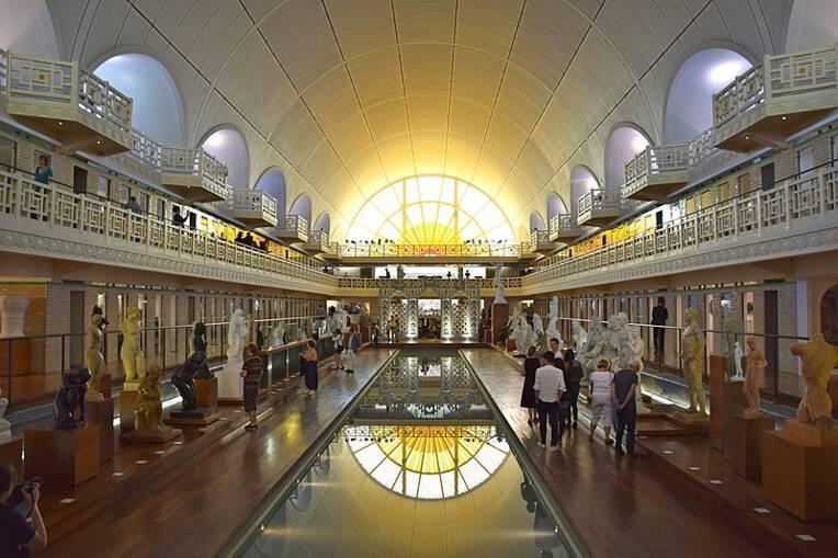 Musée d'art et d'industrie de Roubaix / Chatsam, Source : Wikimedia Commons