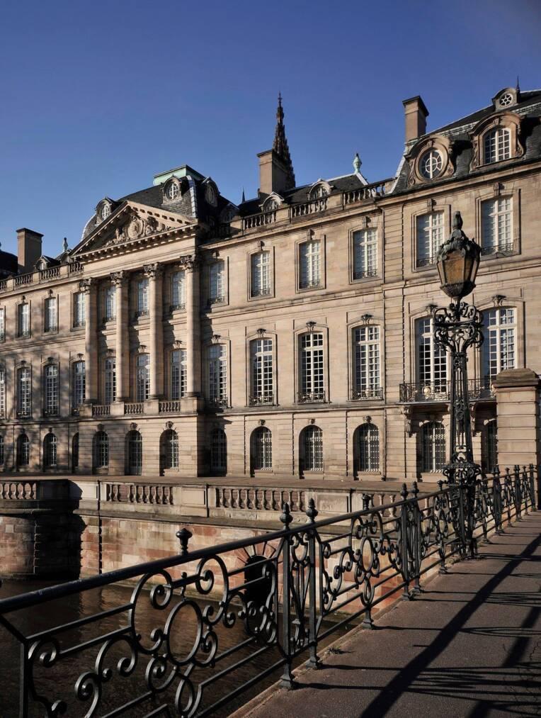 Strasbourg, Palais Rohan / Cliché mis à disposition par les musées de Strasbourg
