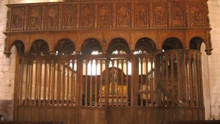 Les 500 ans du jubé de l'église de Villemaure-sur-Vanne (Aube)