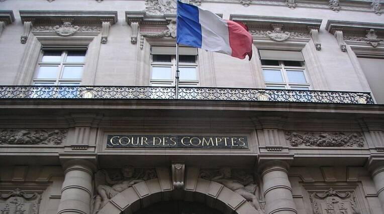 Publication du rapport 2020 de la Cour des comptes consacré à l'Élysée