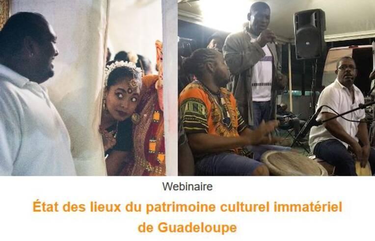 Le patrimoine culturel immatériel en Guadeloupe