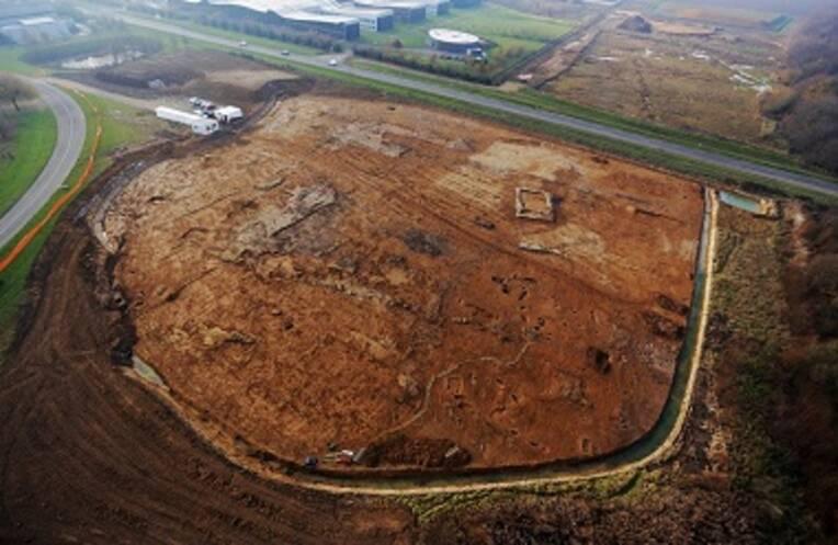Le plateau de Saclay... 20 ans de découvertes archéologiques