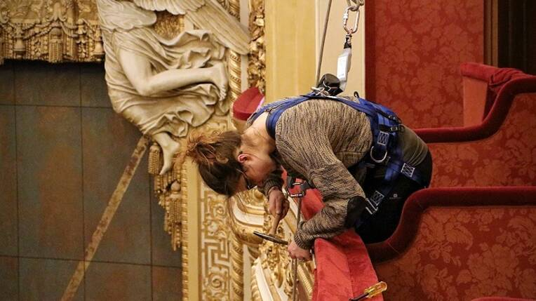 Un chef-d'oeuvre de l'opéra baroque pour la réouverture de l'Opéra-Comique