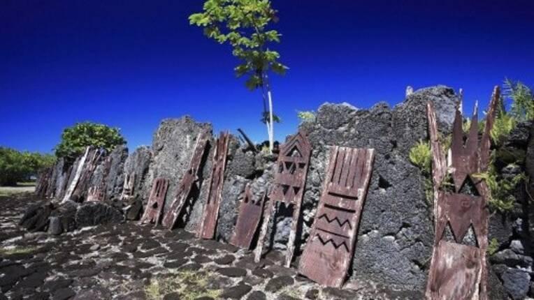 Françoise Nyssen se félicite de l'inscription sur la liste du patrimoine mondial de l'UNESCO du site «Taputapuātea » et de  « Strasbourg, Grande-Î...