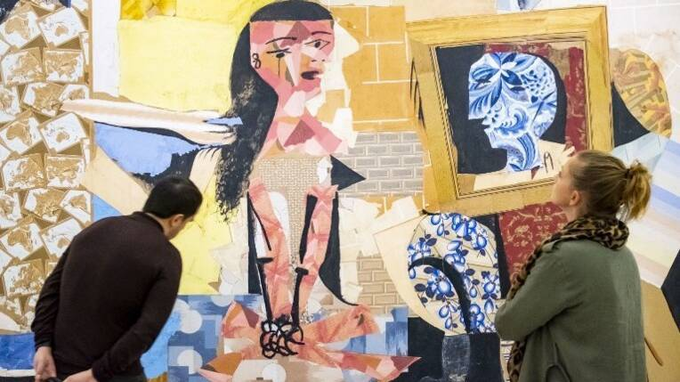 Un événement emblématique : la dation Picasso