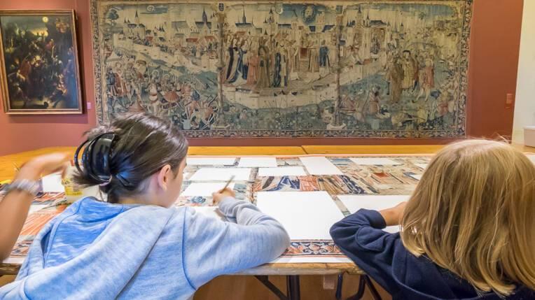 Musée des Beaux-Arts de Dijon : un nouveau champ des possibles pour l'action culturelle