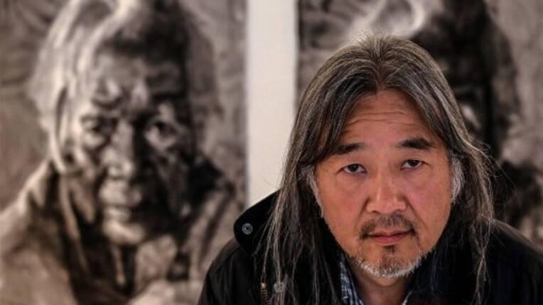 A Dijon, Yan Pei-Ming fait dialoguer la création contemporaine et le patrimoine