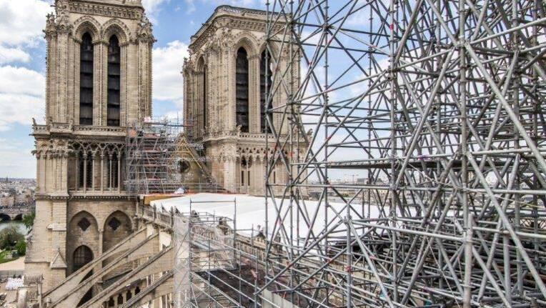 Notre-Dame de Paris, anatomie d'un sauvetage