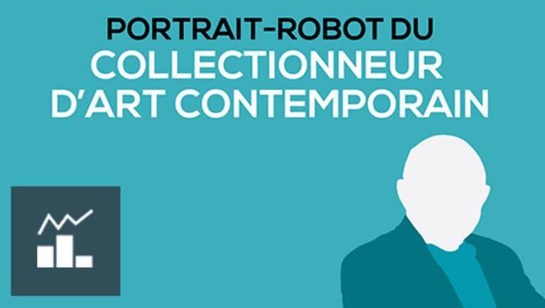 [Infographie] Portrait-robot du collectionneur d'art contemporain