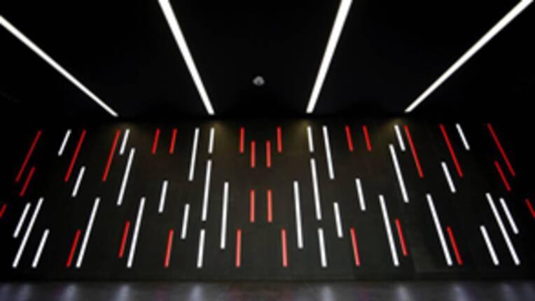 Visual System, pour OGIC, Paris