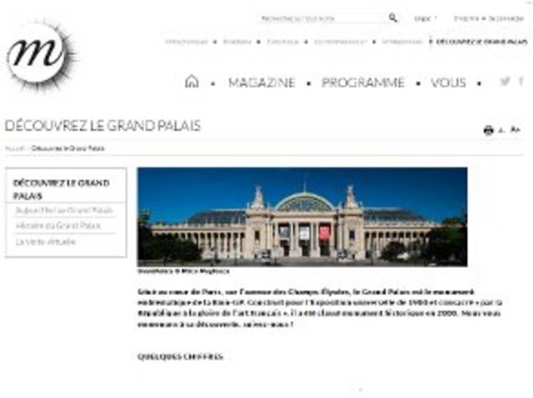 Grandpalais.fr