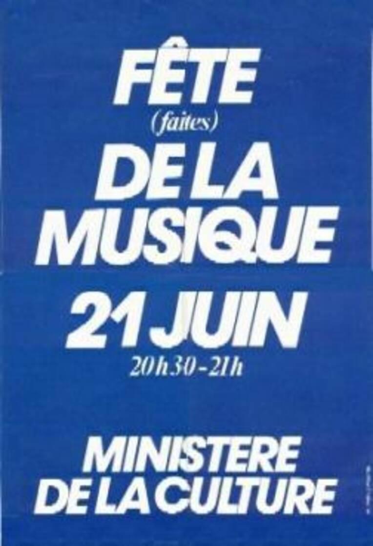 Rétrospective pour le 30ème anniversaire de la Fête de la Musique