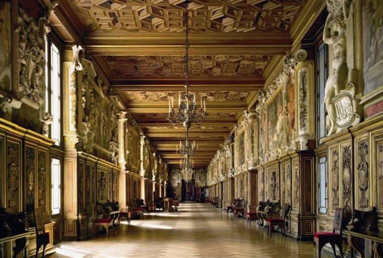 Château de Fontainebleau (Galerie François Ier)