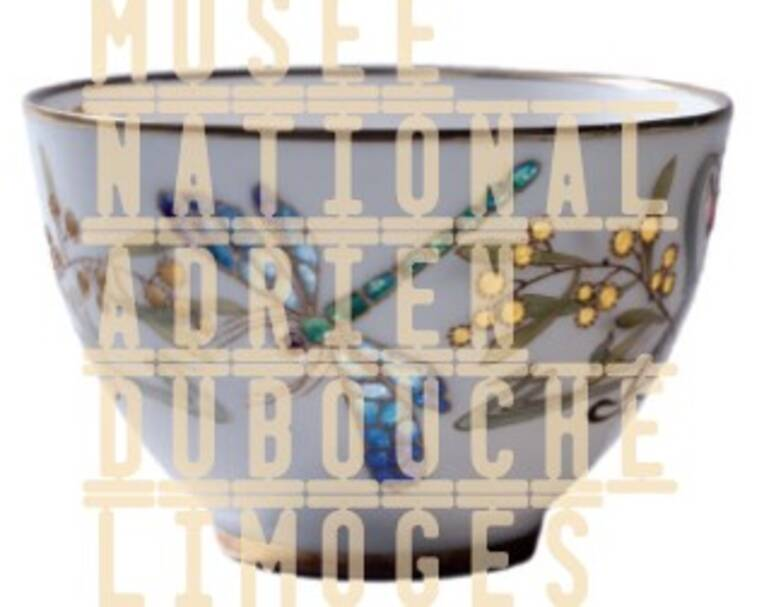 Logo du Musée national Adrien Dubouché de Limoges