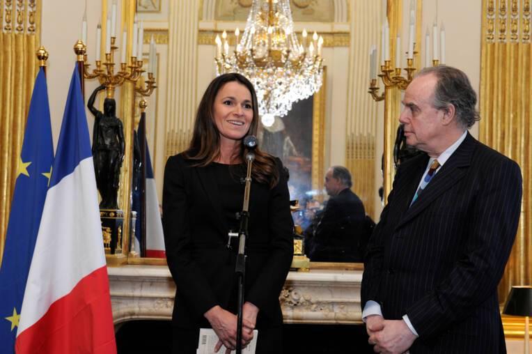 Aurélie Filippetti, ministre de la Culture et de la Communication