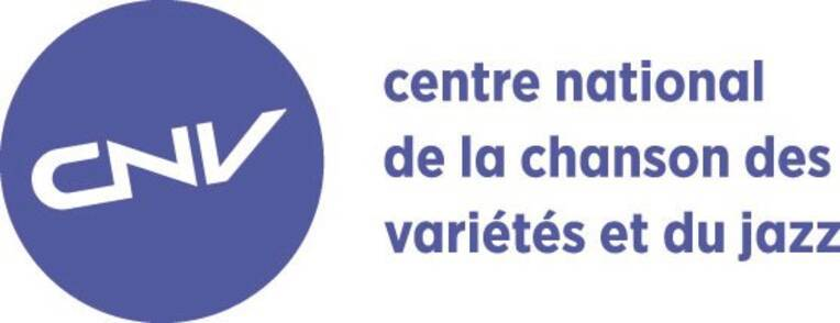 Logo du Centre national des variétés, de la chanson et du jazz (CNV)