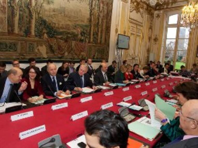 Comité interministériel pour la modernisation de l'action publique