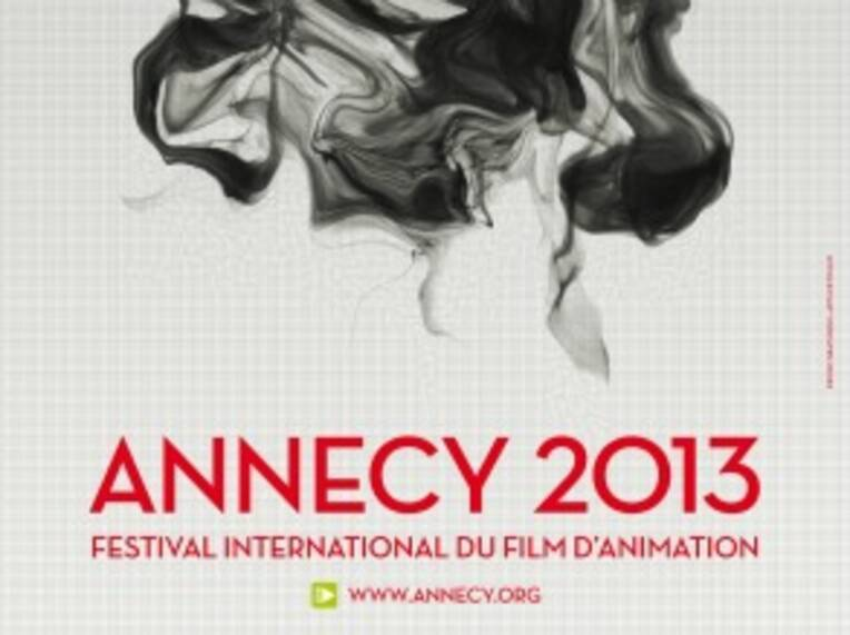 logo Festival film d'animation Annecy 2013
