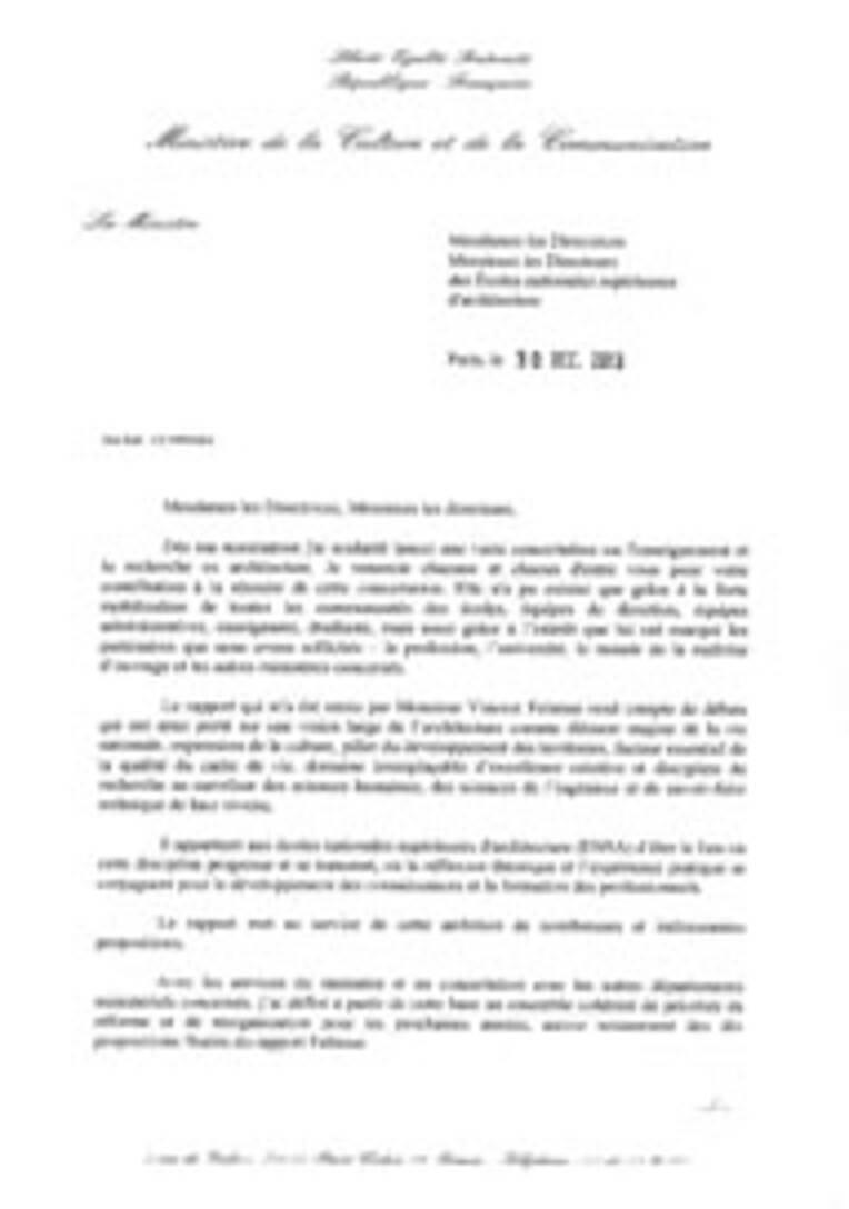 Lettre_Filippetti_ENSA