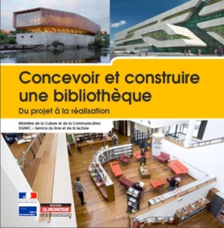 Concevoir et construire une bibliothèque - Couverture