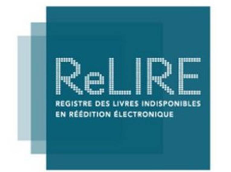 Salon du livre de Paris : présence du ministère sur le stand ReLIRE