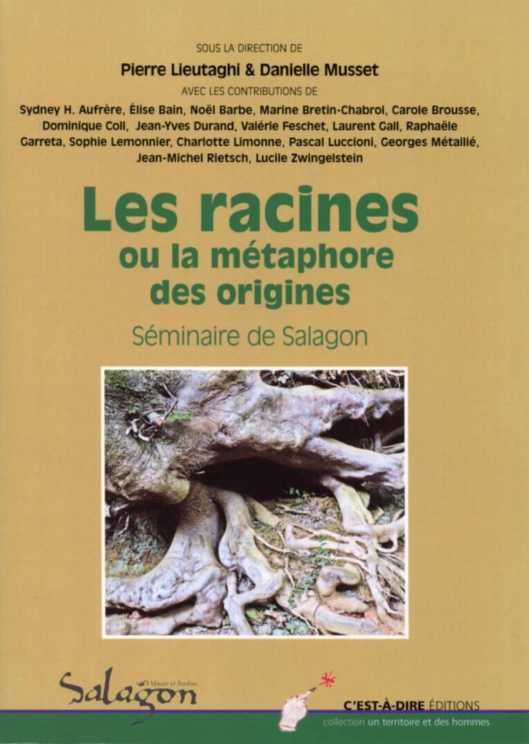 couv Les racines ou la métaphore des origines