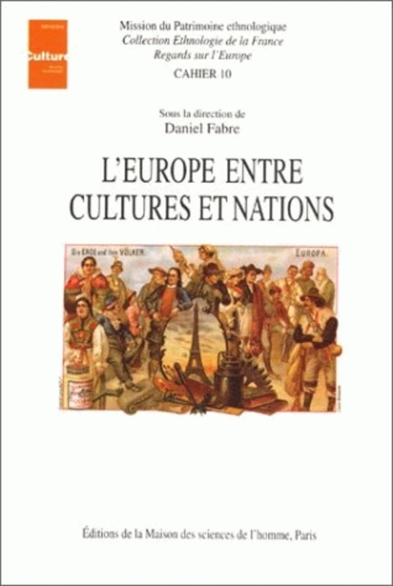 L'Europe entre cultures et nations