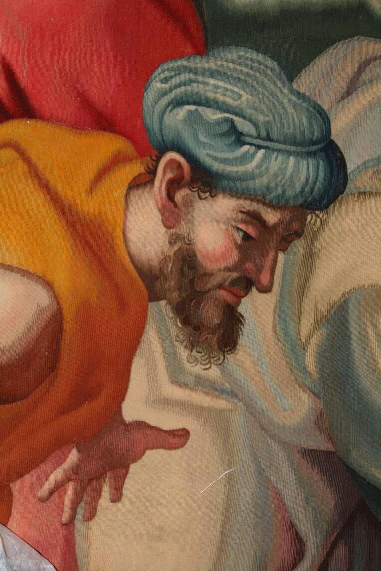 Retour des deux tapisseries à la cathédrale Saint-Etienne de Bourges