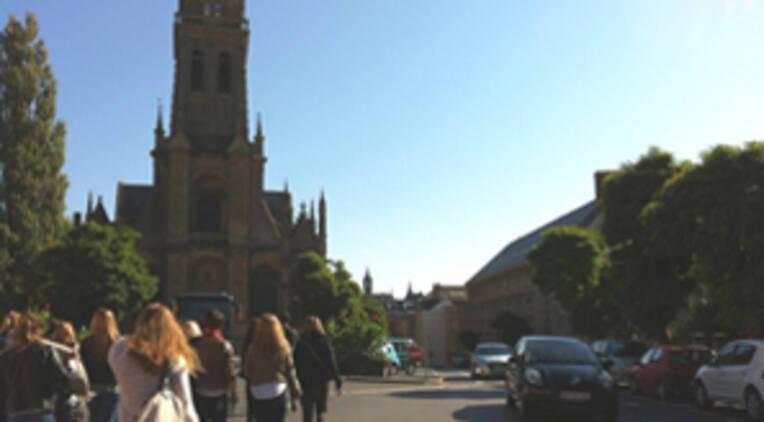 """La semaine """"Architecture et patrimoine 2013"""" à Charleville-Mézières - Ecole nationale supérieure d'architecture de Nancy"""