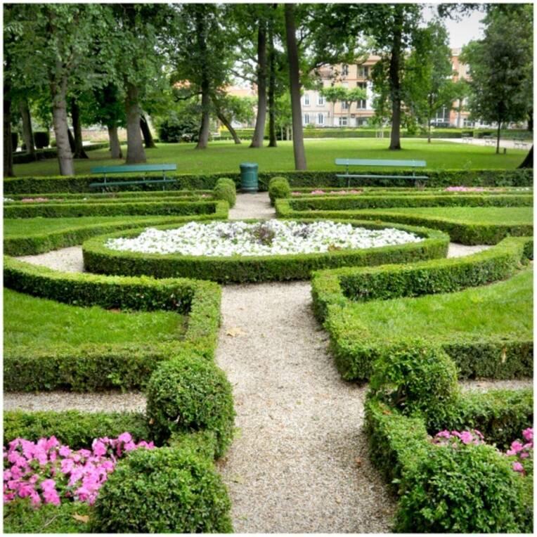 Parc Rochegude, Albi