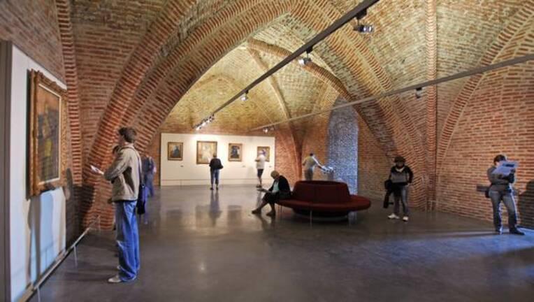 Un lieu à découvrir : le musée Toulouse-Lautrec à Albi