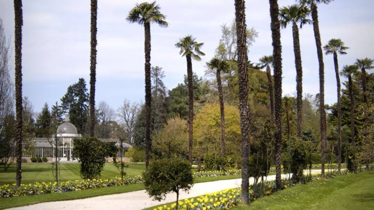 Jardin Massey, Tarbes