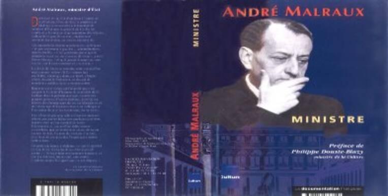 André Malraux ministre