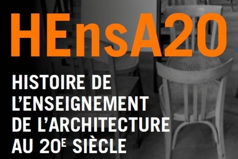 HEnsA20, 6 ans de recherche : un premier bilan