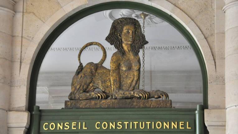 Synthèse Conseil constitutionnel (actualisation)