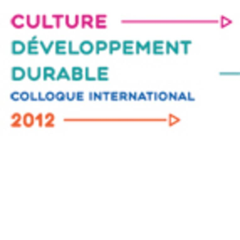Logotype du Colloque international France Québec 2012 - DR